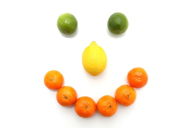 vegan úsměv
