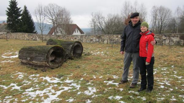 s panem Štěpánkem