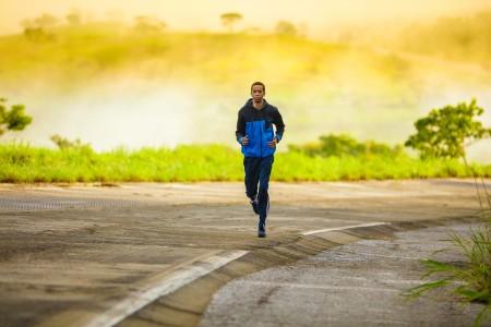 běhání VOLNĚ